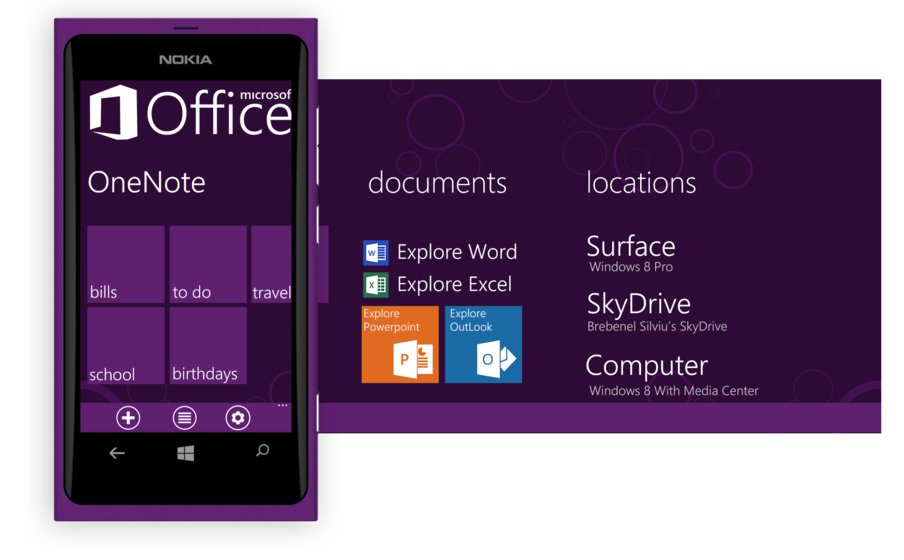 OneNote for Windows Phone and other mobile OS